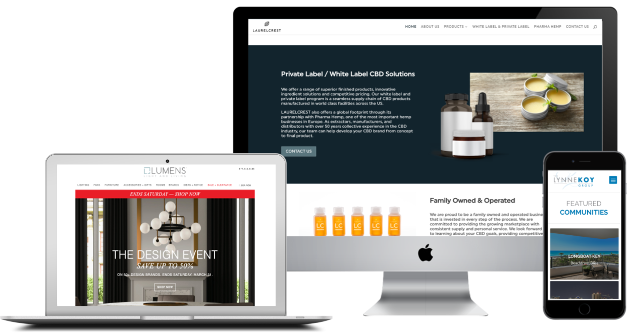 South Jordan, UT Web Design