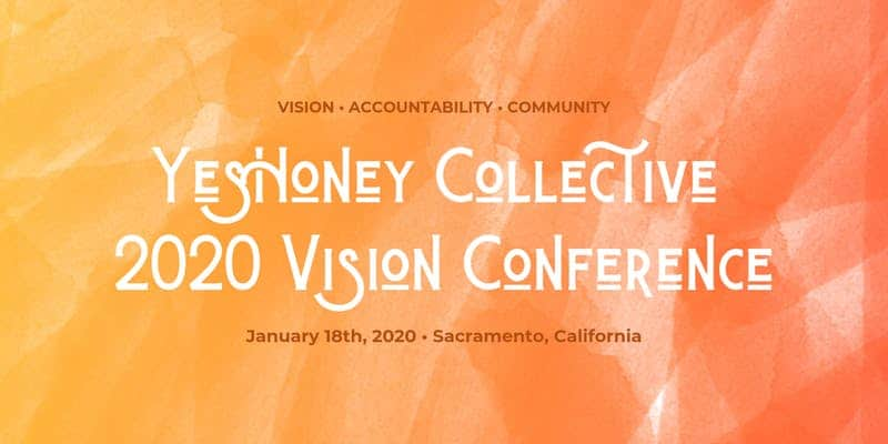YesHoney Collective Vision Conference