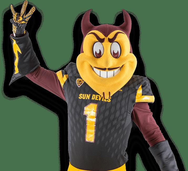 ASU Mascot