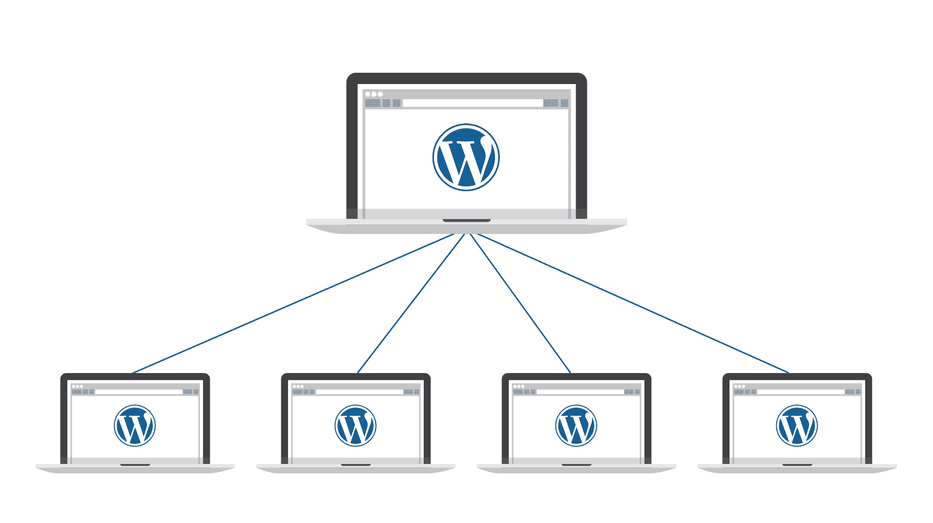 Multi-Site On Wordpress