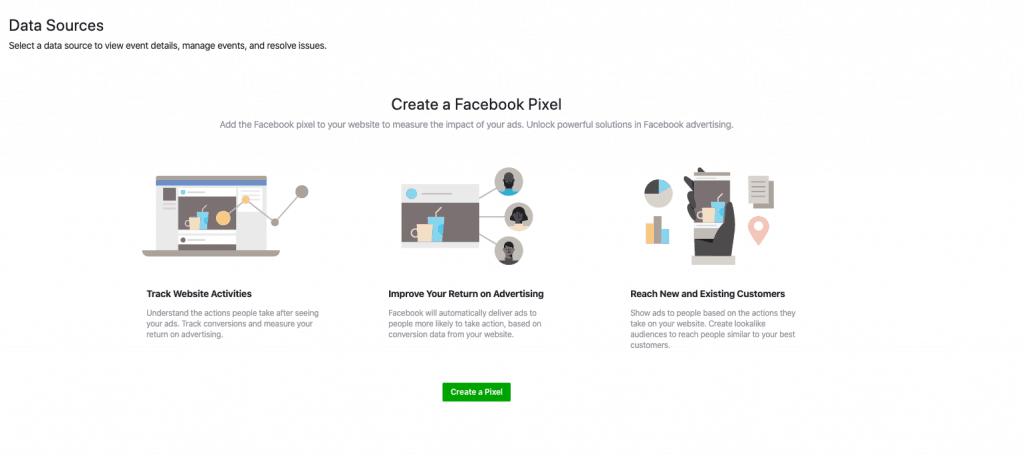 Creating a Facebook Ads Pixel