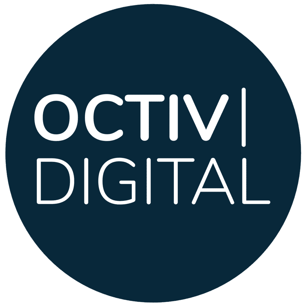Octiv Digital Logo