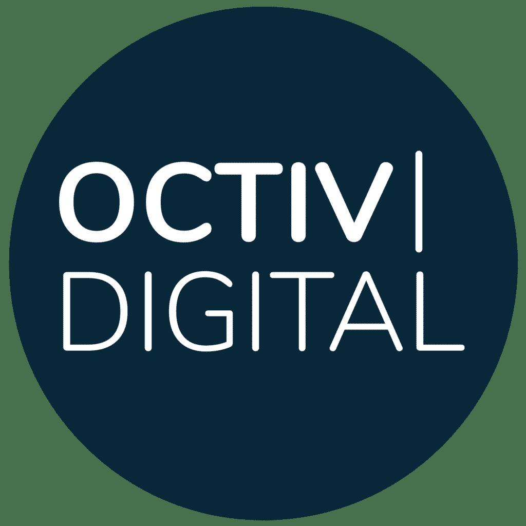 Octiv Digital Logo