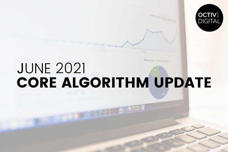 June Algorithm Update