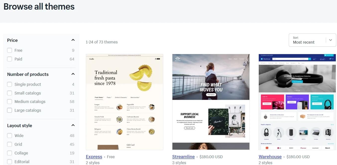 Shopify Website Builder Reviews